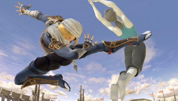 Super Smash Bros. Ultimate – Sheik Fighter Screenshots