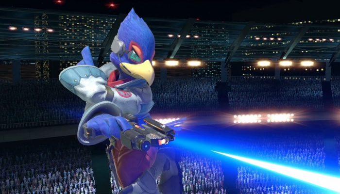 Super Smash Bros. Ultimate – Falco Fighter Screenshots