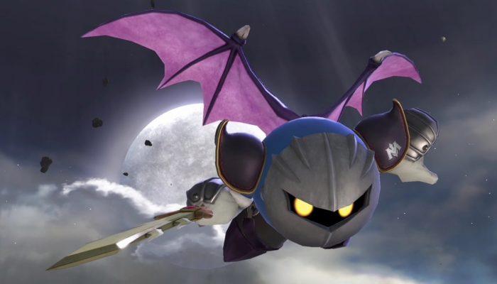 Super Smash Bros. Ultimate – Meta Knight Fighter Screenshots
