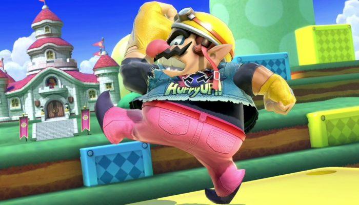 Super Smash Bros. Ultimate – Wario Fighter Screenshots