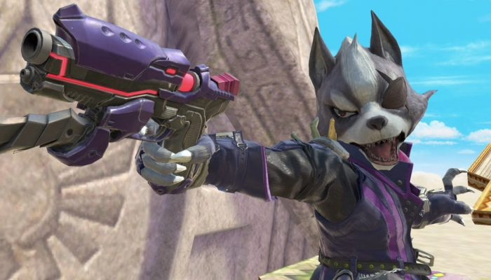 Super Smash Bros. Ultimate – Wolf Fighter Screenshots