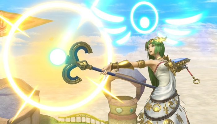 Super Smash Bros. Ultimate – Palutena Fighter Screenshots