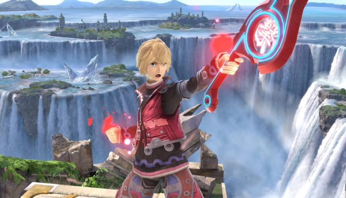 Super Smash Bros. Ultimate – Shulk Fighter Screenshots