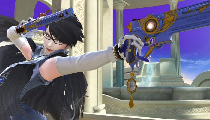 Super Smash Bros. Ultimate – Bayonetta Fighter Screenshots