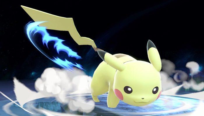 Super Smash Bros. Ultimate – Pikachu Fighter Screenshots