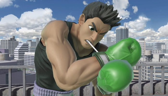 Super Smash Bros. Ultimate – Little Mac Fighter Screenshots
