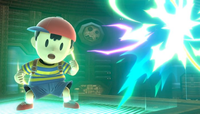 Super Smash Bros. Ultimate – Ness Fighter Screenshots