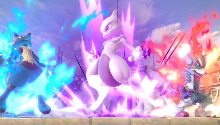 Super Smash Bros. Ultimate – Mewtwo Fighter Screenshots