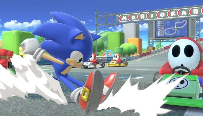 Super Smash Bros. Ultimate – Sonic Fighter Screenshots