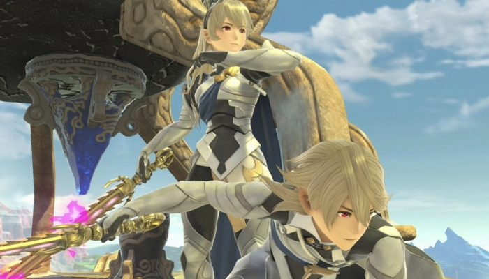 Super Smash Bros. Ultimate – Corrin Fighter Screenshots