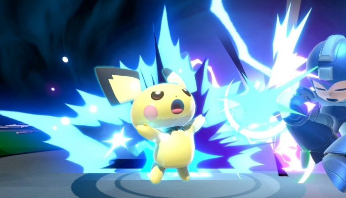 Super Smash Bros. Ultimate – Pichu Fighter Screenshots