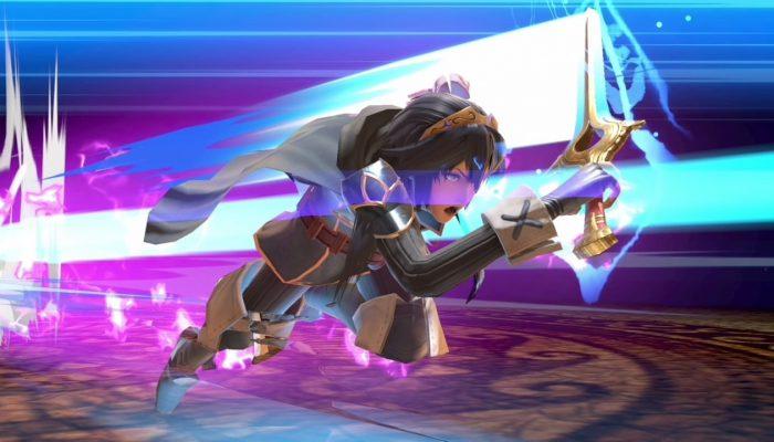 Super Smash Bros. Ultimate – Lucina Fighter Screenshots