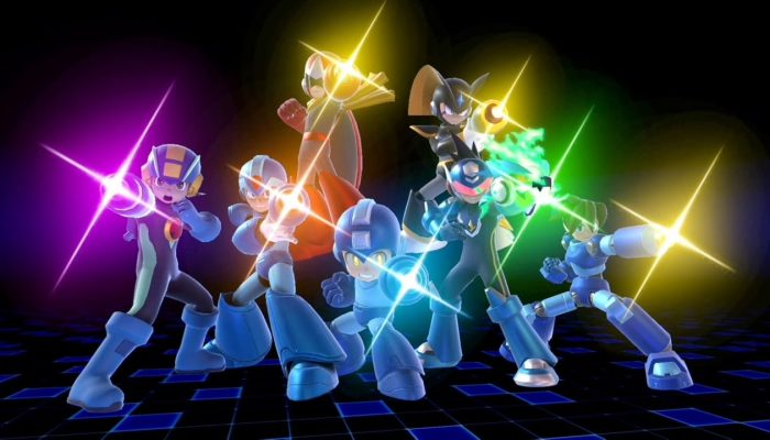 Super Smash Bros. Ultimate – Mega Man Fighter Screenshots