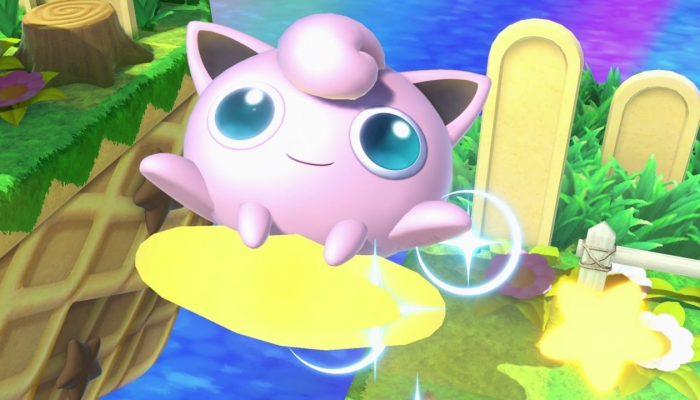 Super Smash Bros. Ultimate – Jigglypuff Fighter Screenshots