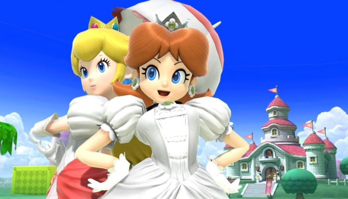 Super Smash Bros. Ultimate – Daisy Fighter Screenshots