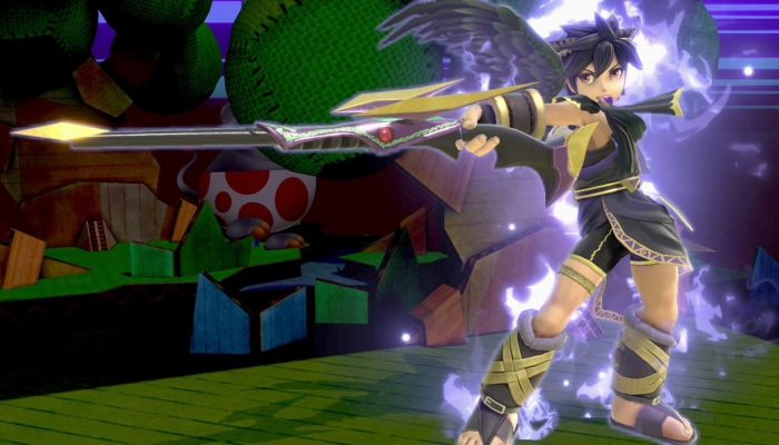 Super Smash Bros. Ultimate – Dark Pit Fighter Screenshots