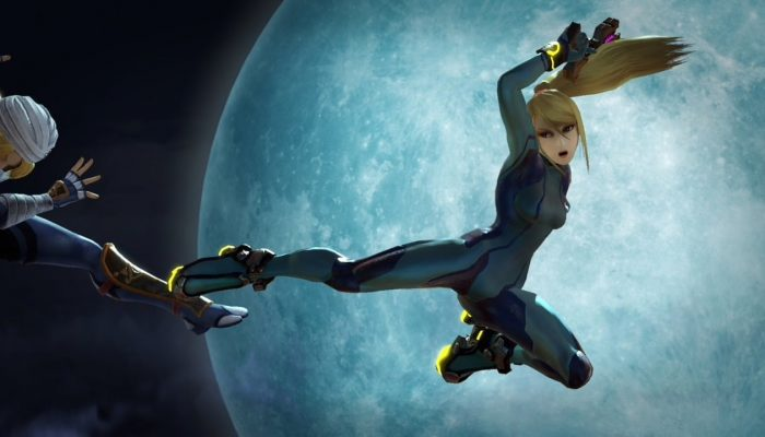 Super Smash Bros. Ultimate – Zero Suit Samus Fighter Screenshots