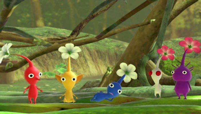Super Smash Bros. Ultimate – Olimar Fighter Screenshots
