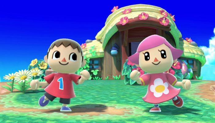Super Smash Bros. Ultimate – Villager Fighter Screenshots