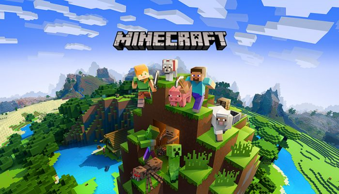 NoA: 'Minecraft! Now bigger, better and more beautiful–with new ways to play and share!'