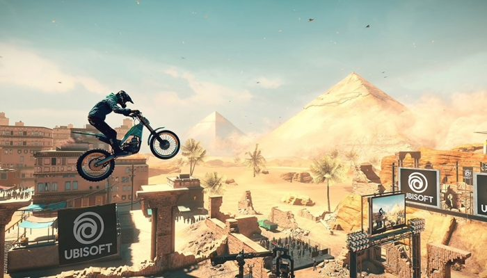 Ubisoft: 'Trials Rising – Catch These Handle Bars – E3 2018'