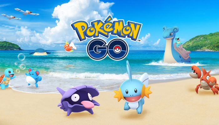 Niantic: 'Soak Up Special Bonuses during Water Festival 2018!'