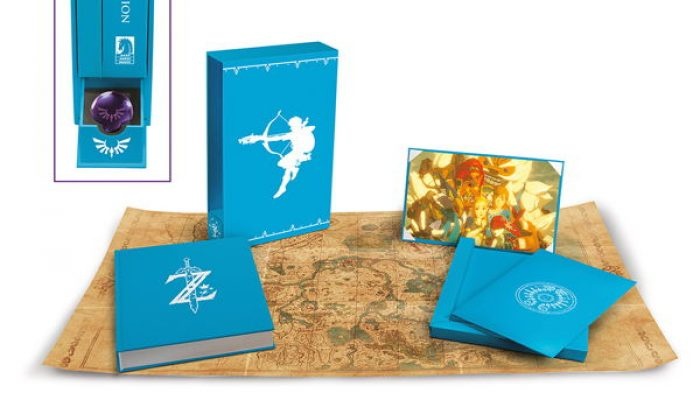 The Legend of Zelda Breath of the Wild Creating A Champion gets a Deluxe Edition