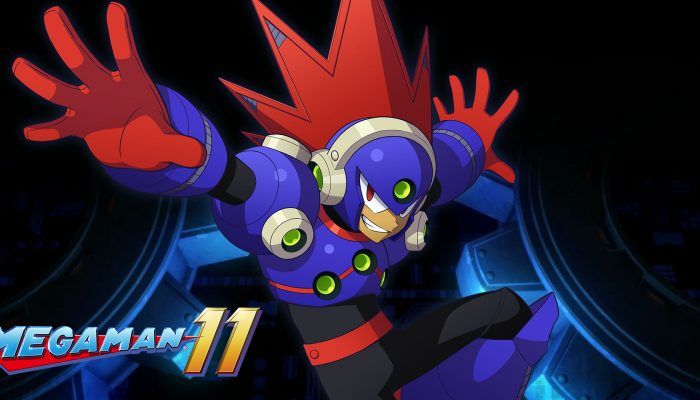 Capcom: 'Blast Man makes his explosive debut in Mega Man 11!'