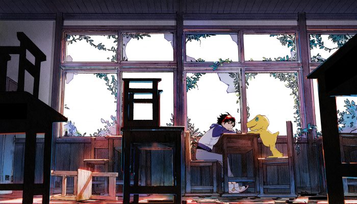 Digimon Survive – Japanese Reveal Art and Screenshots