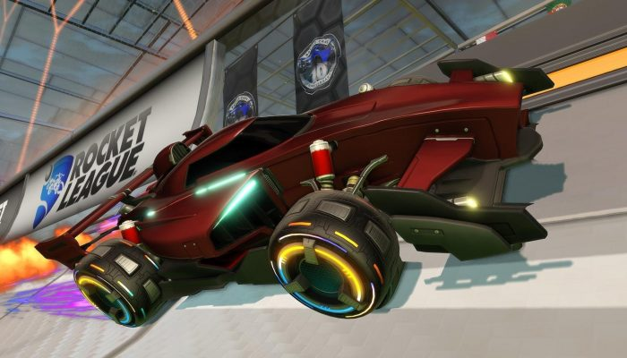 Rocket League: 'Rocket League's Anniversary Event Starts July 9'