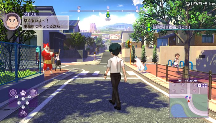 Yo-kai Watch 4 – Japanese Reveal Art and Screenshots