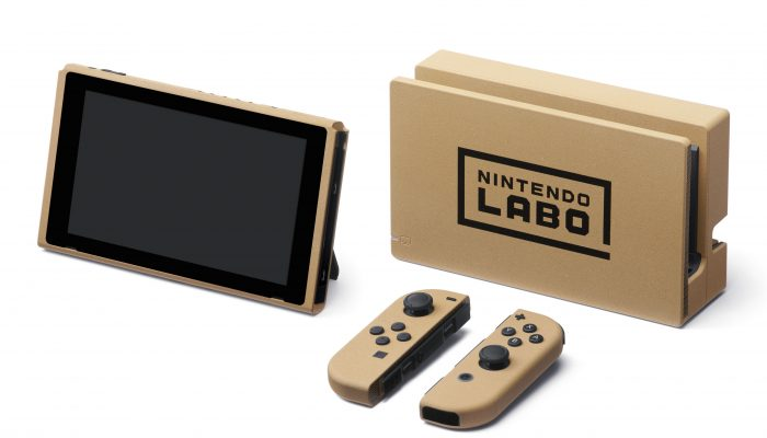 NoE: 'Introducing the Nintendo Labo Creators Contest for Europe!'