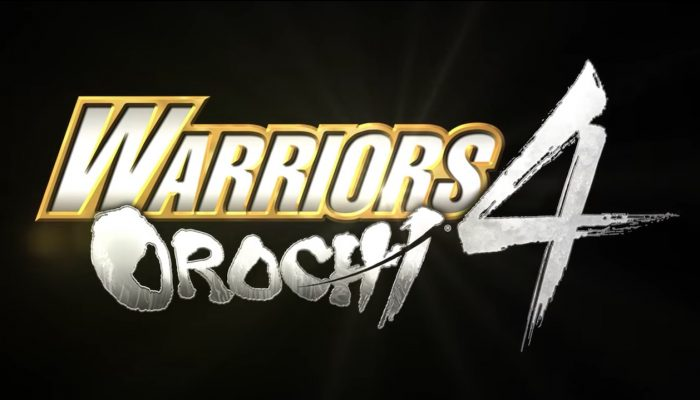 Warriors Orochi 4 – Announcement Trailer