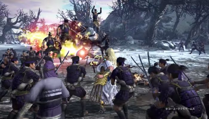 Warriors Orochi 4 – Japanese Nintendo Switch Footage