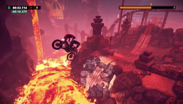 Trials Rising – Spectacular Crashes, Customization, and Tandem Co-Op