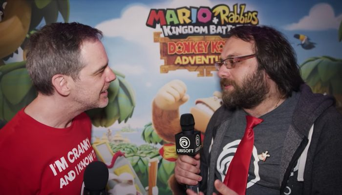 Mario + Rabbids Kingdom Battle – Creating Fresh Beats for a Donkey Kong Adventure