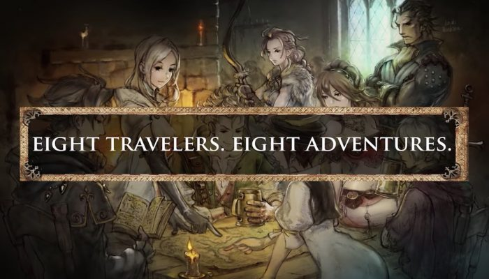 Octopath Traveler – How Will You Forge Your Future? Commercial
