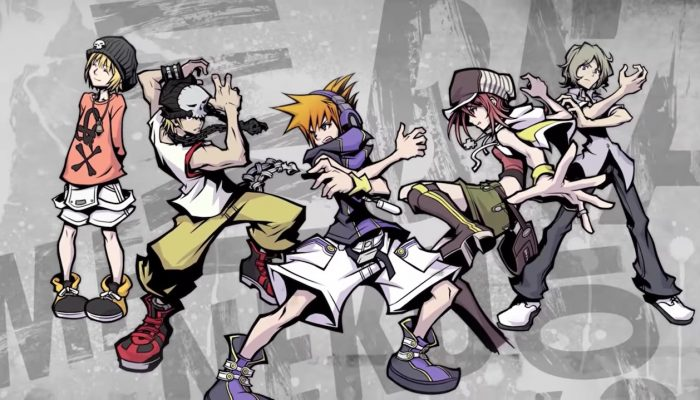 The World Ends with You: Final Remix – Japanese Release Date Trailer