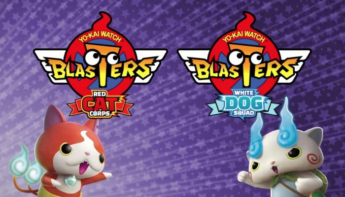 Yo-kai Watch Blasters – Announcement Trailer