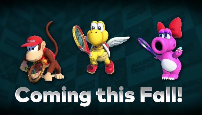 Mario Tennis Aces – Who Will Hit the Court Next?