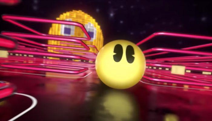 Namco Museum Arcade Pac – Announcement Trailer