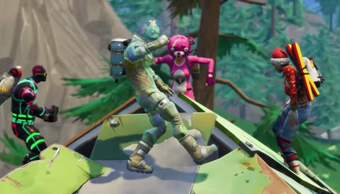 Fortnite – Playground, New Limited Time Mode
