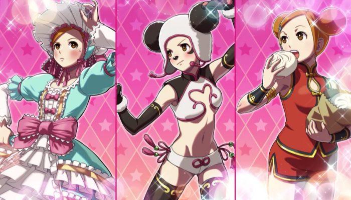 SNK Heroines: Tag Team Frenzy – Japanese Mui Mui Showcase