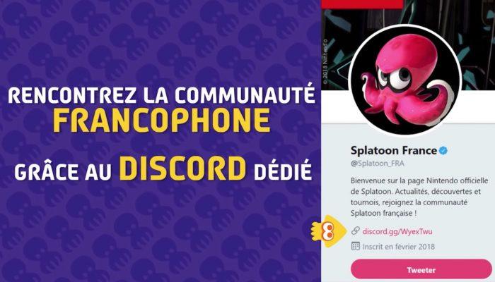 Splatoon 2 – Entrez dans la communauté !