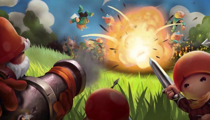 Mushroom Wars 2 – Bande-annonce officielle