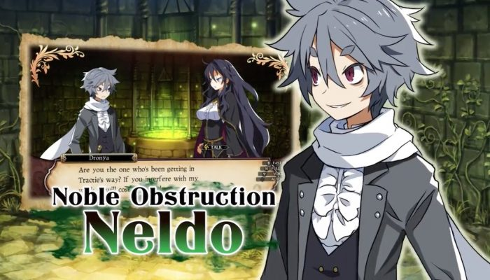 Labyrinth of Refrain: Coven of Dusk – Characters Trailer