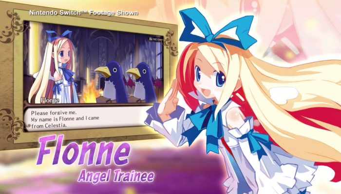 Disgaea 1 Complete – The Angels of Celestia Trailer