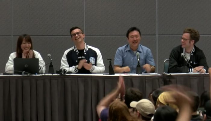 Official Spike Chunsoft & Uchikoshi Panel