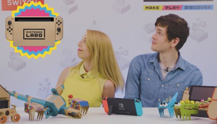 Nintendo Labo UK – Introducing the Nintendo Labo Creators Contest!