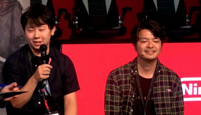 Octopath Traveler – Les développeurs présentent le jeu à la Japan Expo